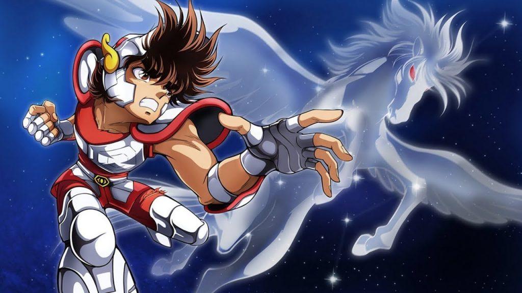 Pegasus Seiya Workout 1