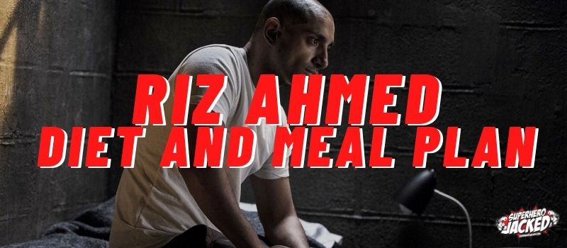 Riz Ahmed Diet