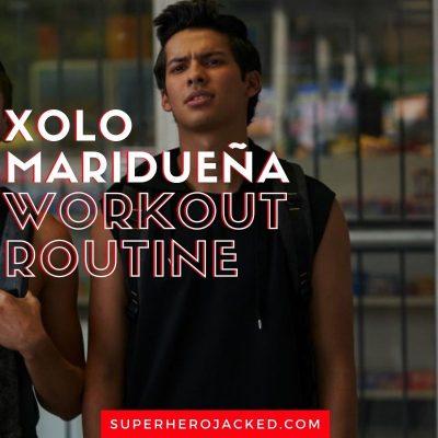 xolo maridueña Workout