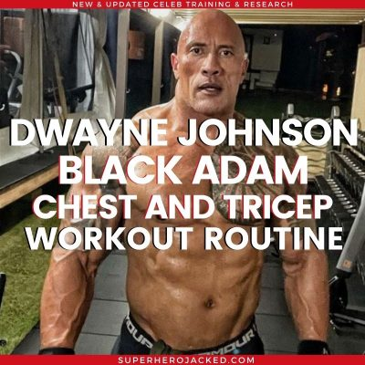 Dwayne Johnson Black Adam Workout (1)