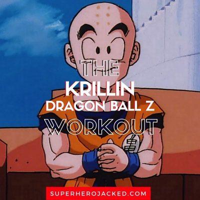 Krillin Workout