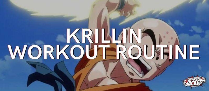 Krillin Workout Routine