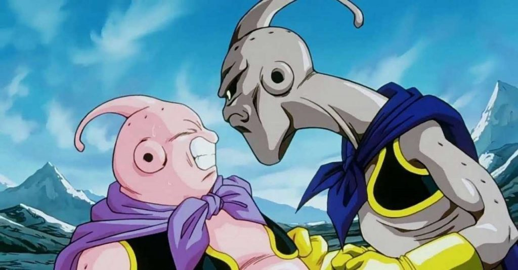 Majin Buu Workout 1