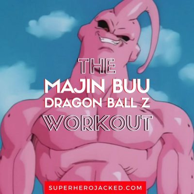 Majin Buu Workout