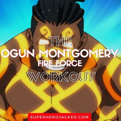 Ogun Montgomery Workout